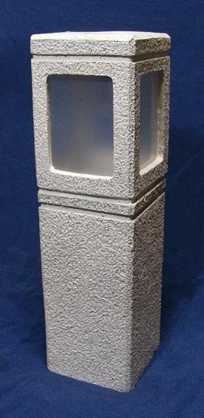 ソーラーLED石灯篭