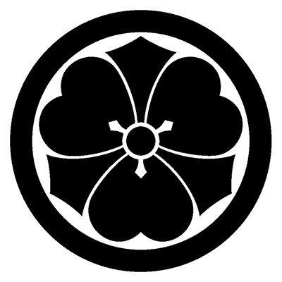丸に剣カタバミ紋