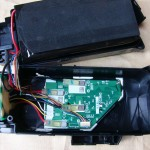 水没した電動アシスト自転車用バッテリーを修理