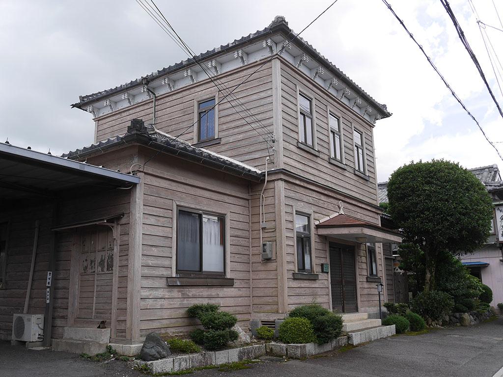 旧八幡警察署武佐分署庁舎