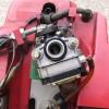 刈り払い機の修理 (2)キャブレター