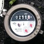 水道の漏水修理 (1) 散水栓