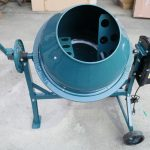 電動コンクリートミキサー ミナト MMX-30