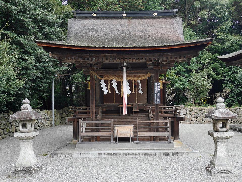 摂社若宮神社