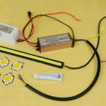 LED素子を使った照明のDIY~アマゾンで部品を選ぶ