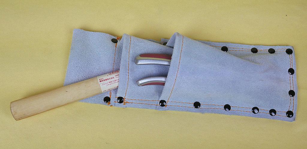 鋸鎌剪定鋏収納状態2