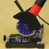 ディスクグラインダースタンドと125mmディスク