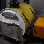 風呂釜の水漏れ修理