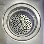 キッチンシンクの排水口サイズが合わないのに対処