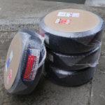 タイヤ・ホイールセットのネット購入と交換