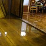 床上浸水!! 9月16日今日この頃