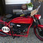 こんなバイク欲しい SNAKE MOTORS K-16 TOKORO ver. 11月6日 今日この頃