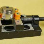 小型卓上万力(バイス)とその改造
