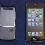 携帯をガラケーからiPhone5へ移行