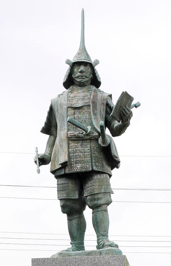 蒲生氏郷像2