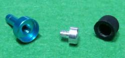 静電パネル用タッチペン分解