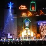 クリスマスイルミネーション 12月16日今日この頃