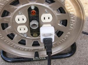 電源スイッチをつける