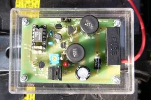 動作電圧再調整