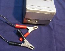 改造した充電器S