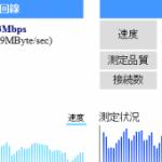 固定通信回線の業者乗換え (3)通信速度測定