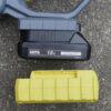 ONE STEP高枝電動のこぎりとマキタバッテリー互換化改造
