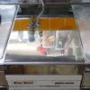 キッチンシンクのトッププレートをステンレス板で作成