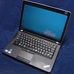 ThinkPAD E420 (1)ノートPC導入