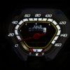 クロスカブに純正風シフトポジションインジケーターを追加
