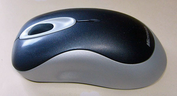 Microsoft Wireless Optical Mouse2000