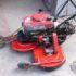 歩行型草刈機の修理 (1)Vベルトの交換他