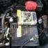 車に「バッテリー復活・延命器」を取り付け