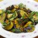 茄子と大葉の味噌炒め