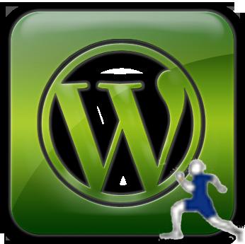 wordpress_logo_square_green_iWP2